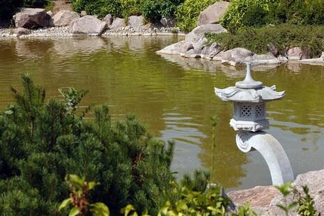 Jardin japonais - Parc du Suzon / Parcs urbains / Balades \'nature ...